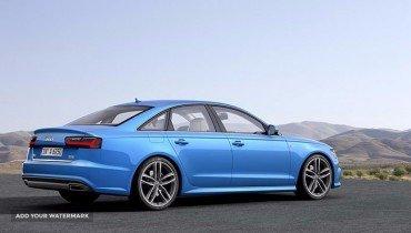Audi S6 S tron