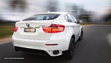 BMW E61 M5 navi