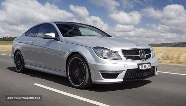 Mercedes E230 (advert with bids)